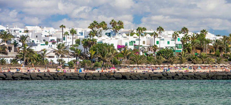 Transfery z lotniska w Lanzarote do Costa Teguise