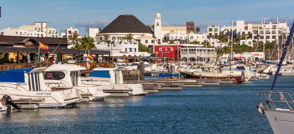 Transfery z lotniska w Lanzarote do Playa Blanca